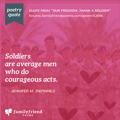 War Poems - Sad and Powerful Poems about War
