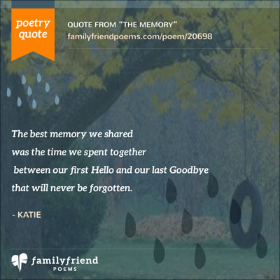 Quotes About Losing A Loved One Too Soon Adorable Poems About Dying  Poetry For Coping With A Loved One Dying