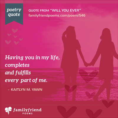 Special Friend Poems - Poems about Love and Friendship