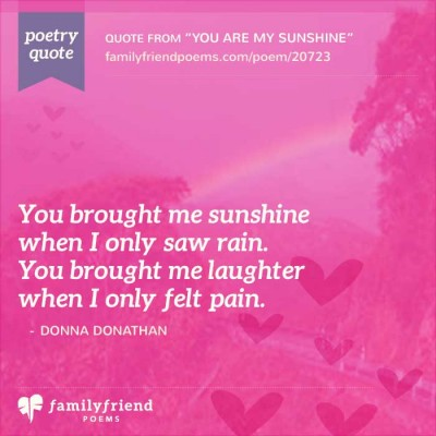 What are some good short love poems?