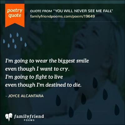 Fighting To Live Quote